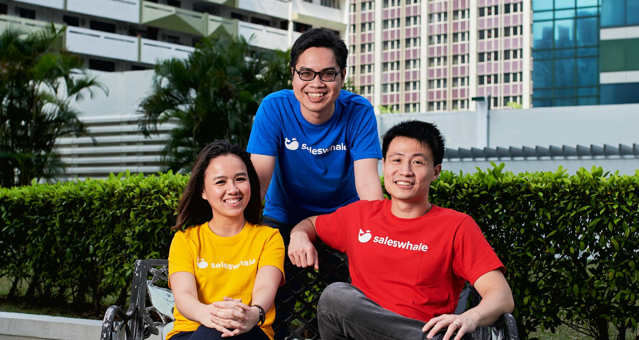 Singapore's SalesWhale raises $5.3M to bring ...