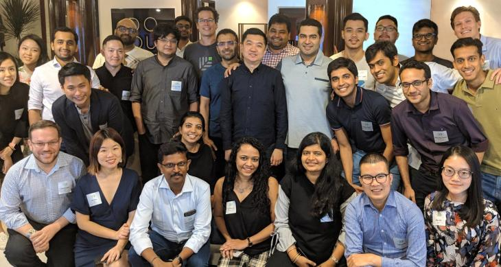 Top 5 investors in Indian startups