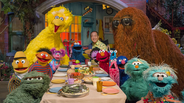 New Sesame Street-themed PSA encourages kids to ...