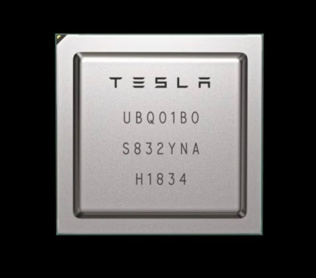 Elon Musk: Tesla will 'most likely' begin computer chip upgrades this year