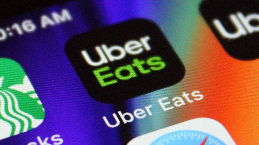 uber eats icon ios