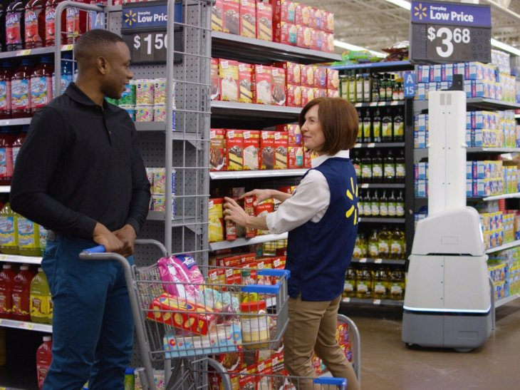 6721414158 Walmart to expand in-store tech, including Pickup Towers for online ...