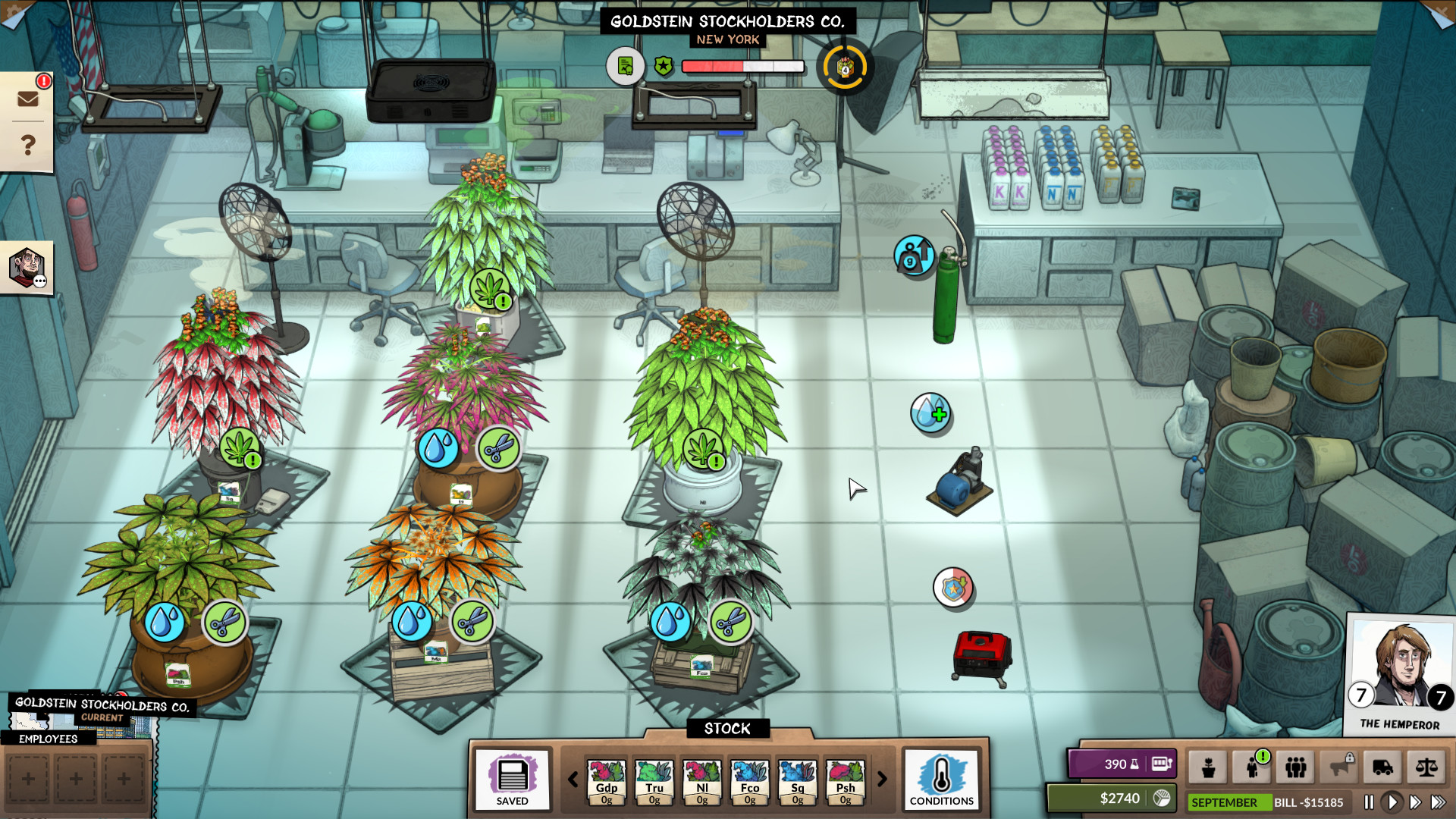 Chilly reception for marijuana tycoon game shows games industry's backwards stance on drugs