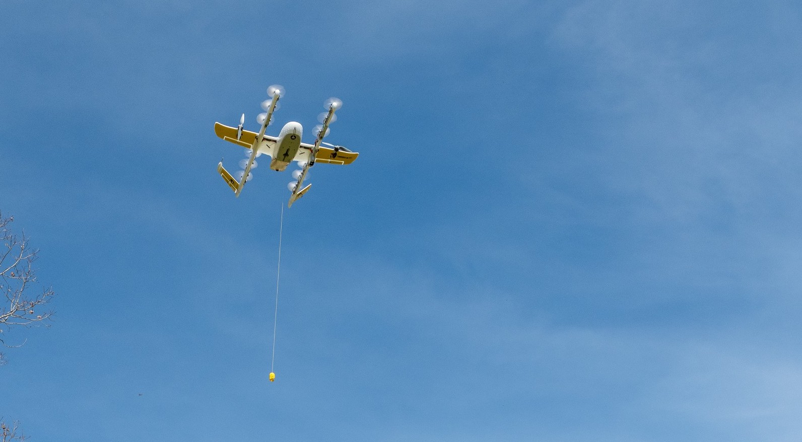 techcrunch.com - Devin Coldewey - Alphabet's Wing gets FAA permission to start delivering by drone