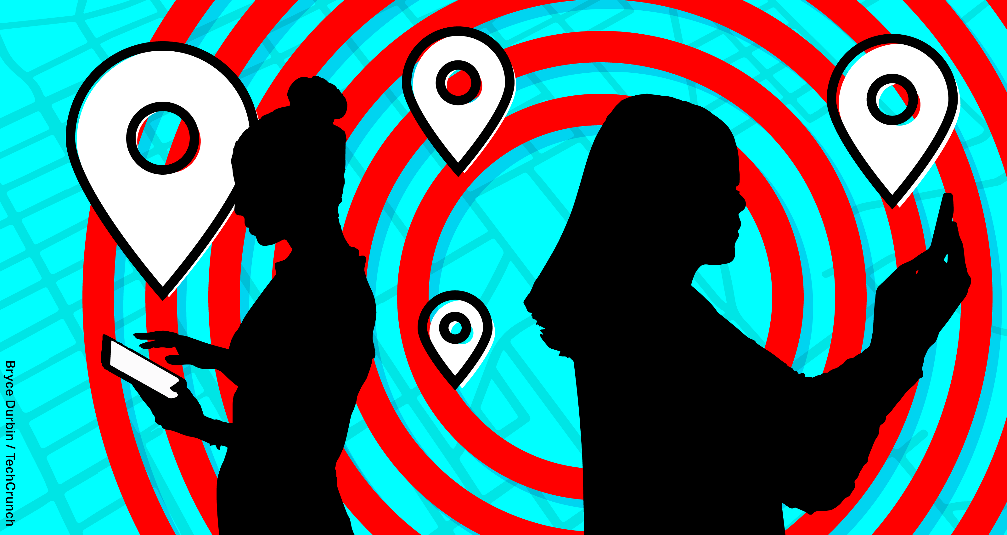 Why women are indefinitely sharing their locations | TechCrunch