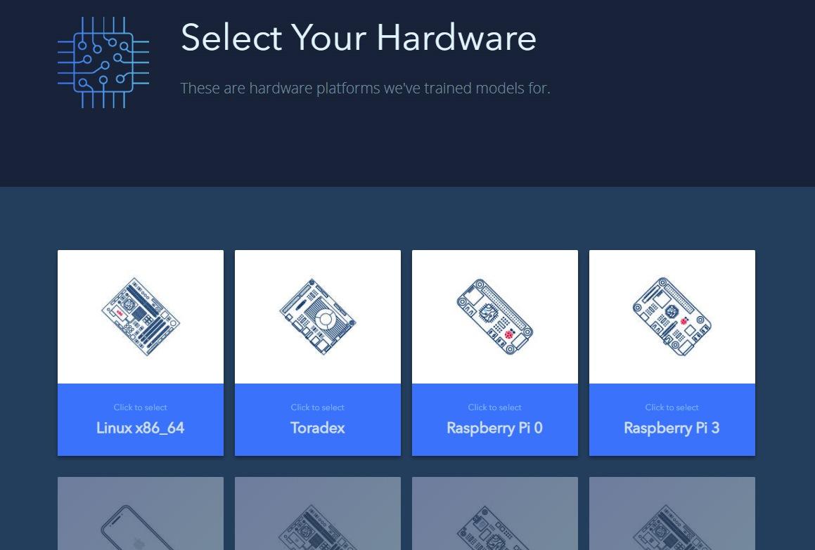 Xnor's AI2GO serves up custom edge AI models with a few clicks