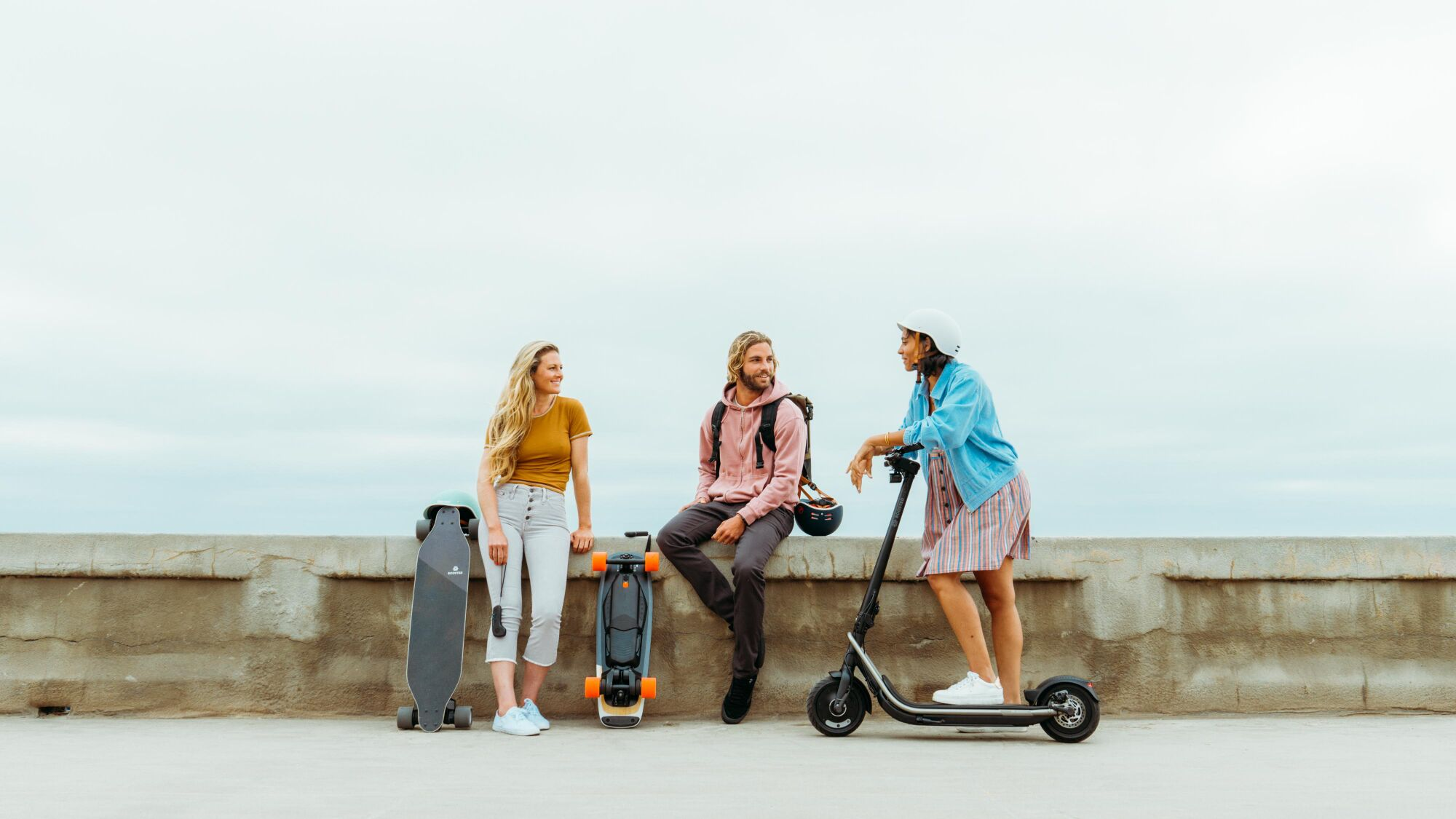 Boosted's rugged electric scooter is launching at ,599