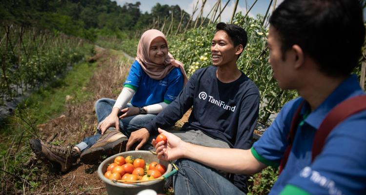 Agritech startup TaniGroup raises $10M to help Indonesia's farmers grow