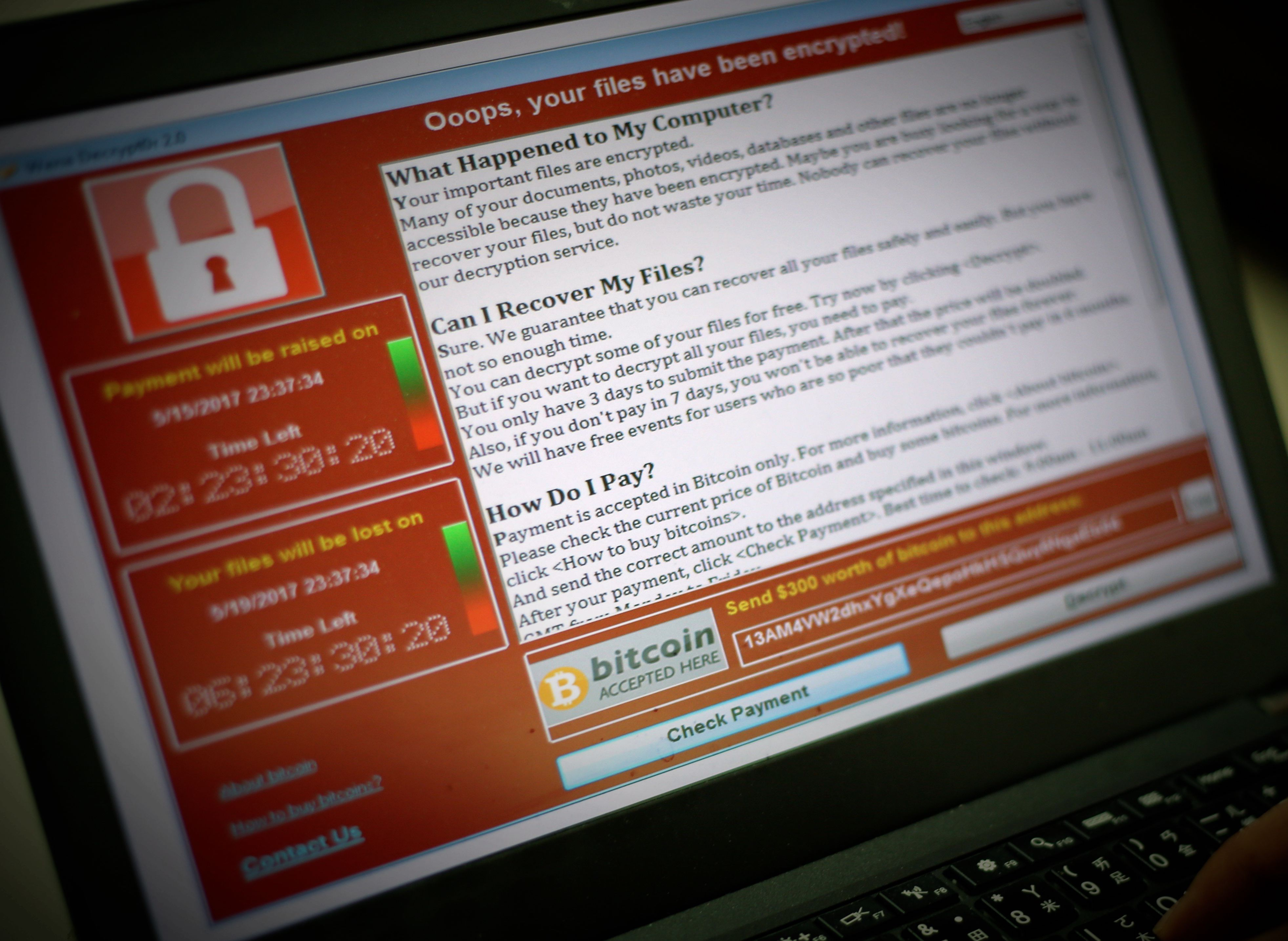 Two years after WannaCry, a million computers remain at risk