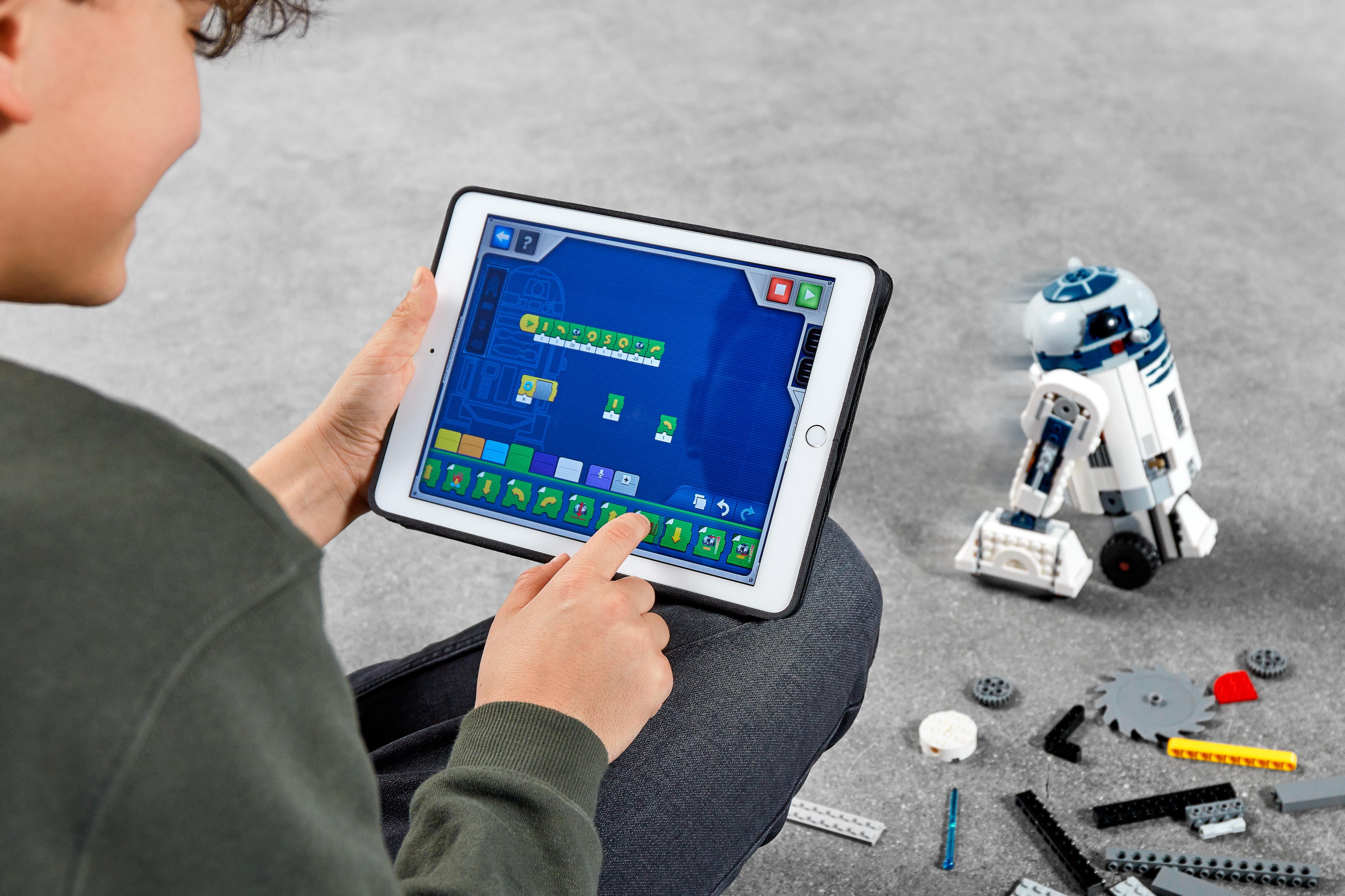 Lego Introduces A New Stem Star Wars Kit Techcrunch