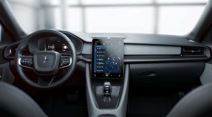 Android Automotive OS-Polestar