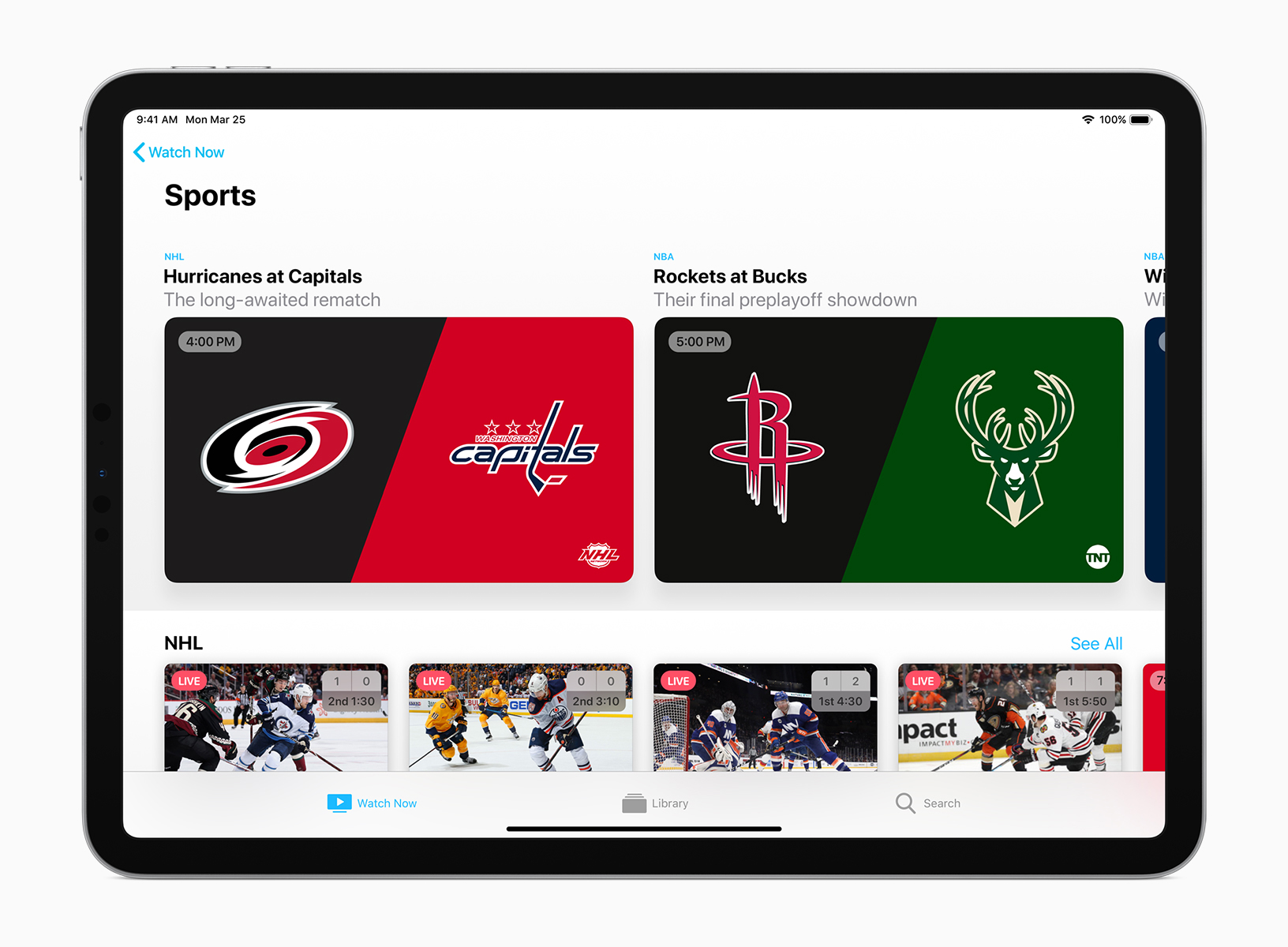 Updated Apple TV app arrives ahead of Apple TV+'s fall launch