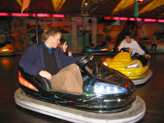 HolodeckVR raises €3M from Germany's ProSiebenSat1 to put VR onto dodgems