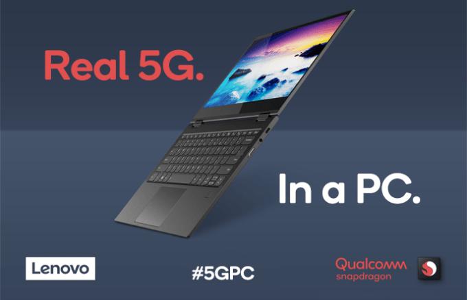 Qualcomm et Lenovo dévoilent le premier ordinateur 5G alimenté par Snapdragon au Computex de Taipei