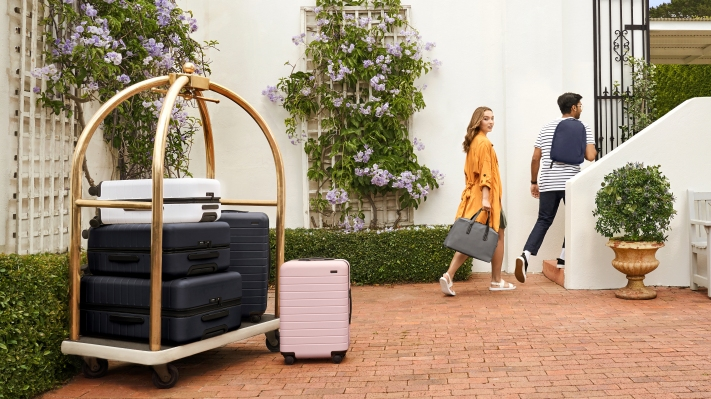 Trendy luggage brand Away packs on $100M, rolls past $1.4B valuation