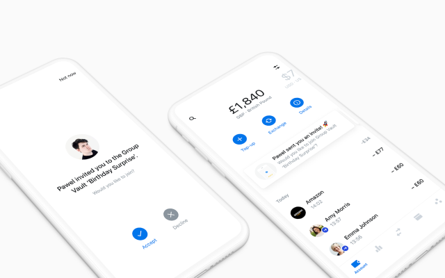 Revolut launches Group Vaults as an alternative to joint accounts