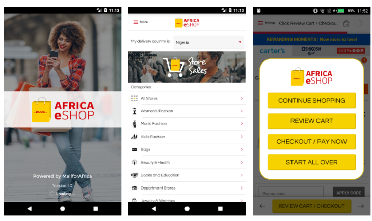 DHL brings Africa eShop to 20 countries in a competitive nod