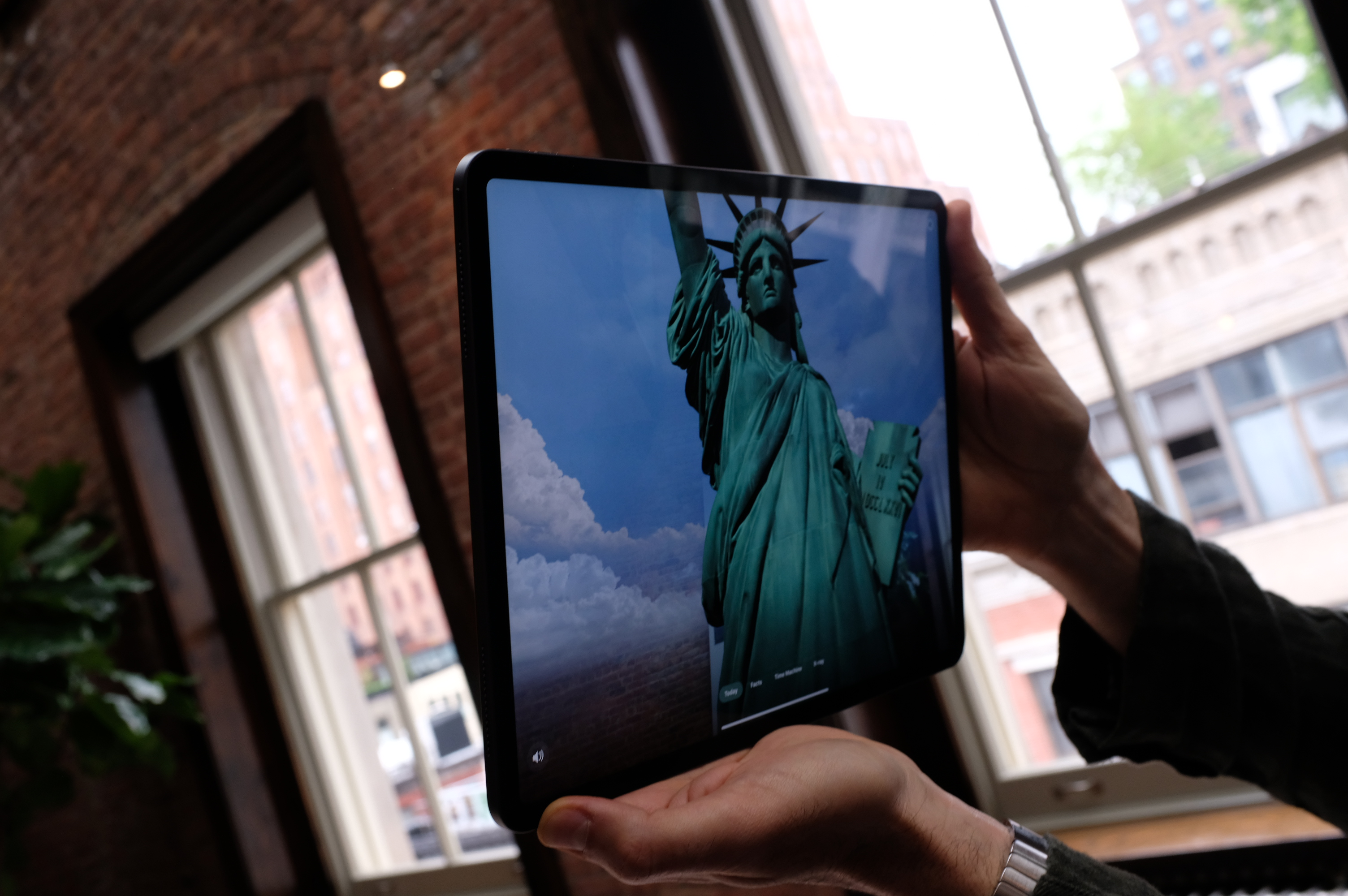 The Statue of Liberty gets an AR app to celebrate its new museum