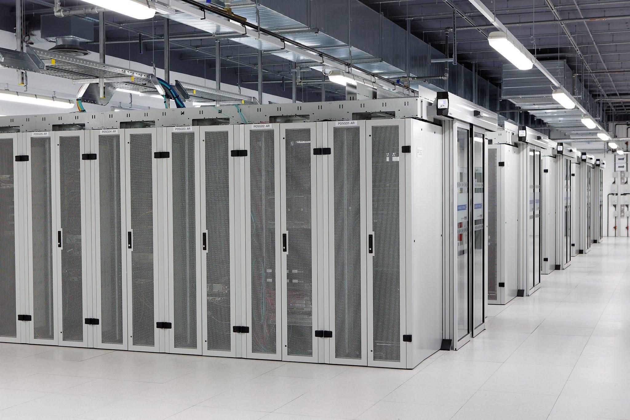 FZ9A8207 DxO - Paris opens a data center to control its digital infrastructure