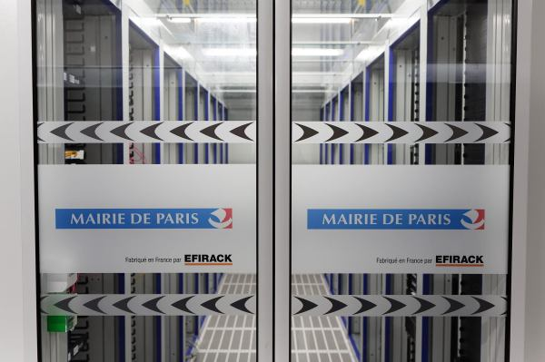 Comment on Paris opens a data center to control its digital infrastructure by Infected Control