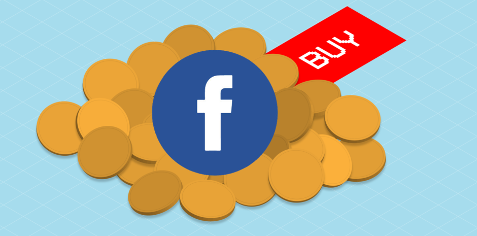 Facebook stops blocking some blockchain ads