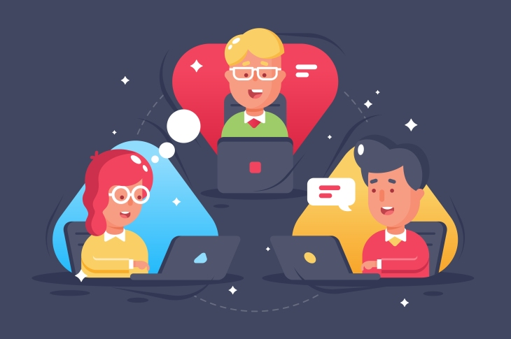 Video and messaging enable remote work  But is it right for