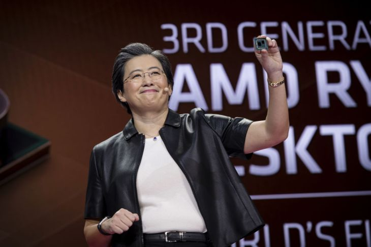 AMD unveils the 12-core Ryzen 9 3900X, at half the price of