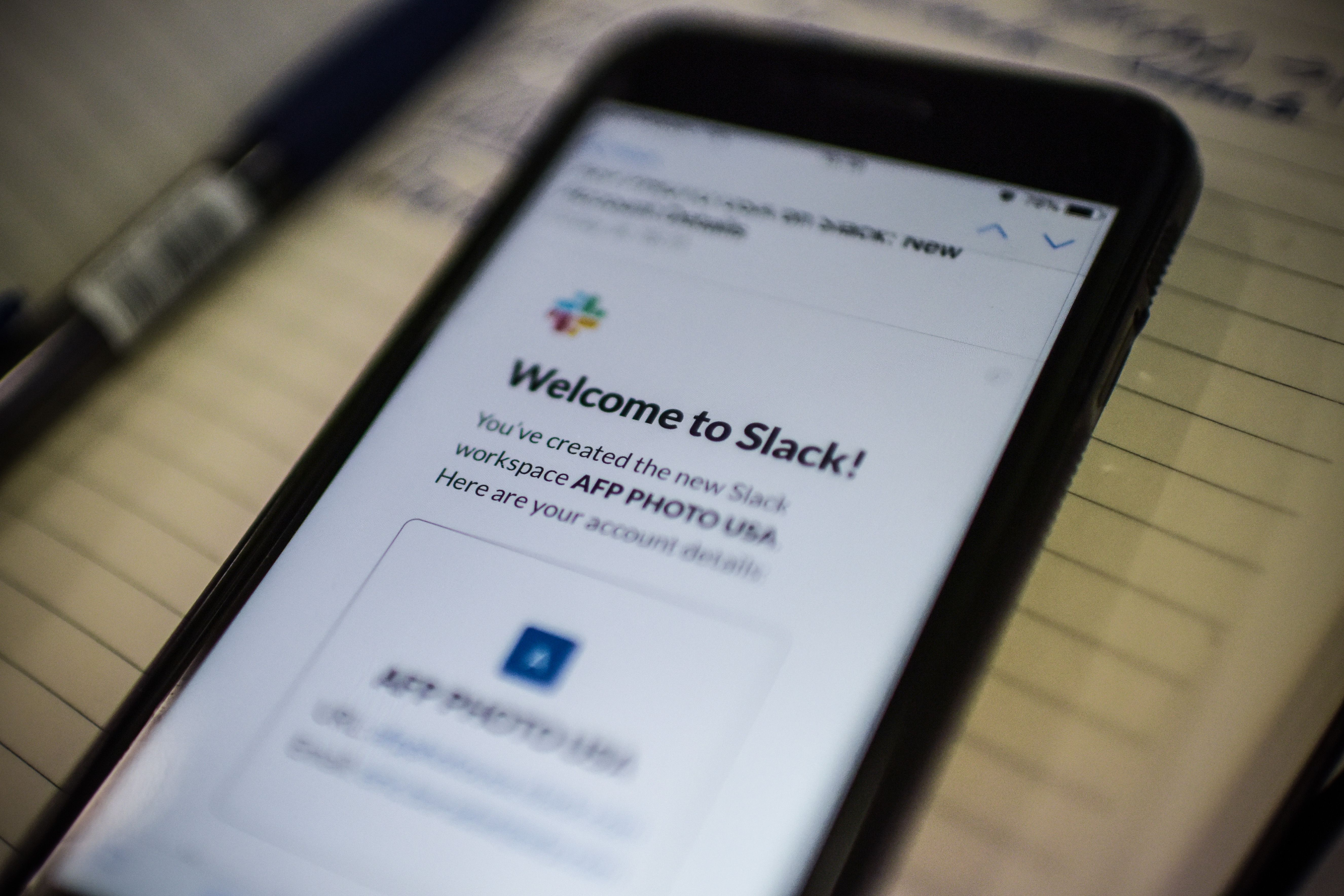 Slack aims to be the most important software company in the world, says CEO Slack aims to be the most important software company in the world, says CEO GettyImages 1093833836