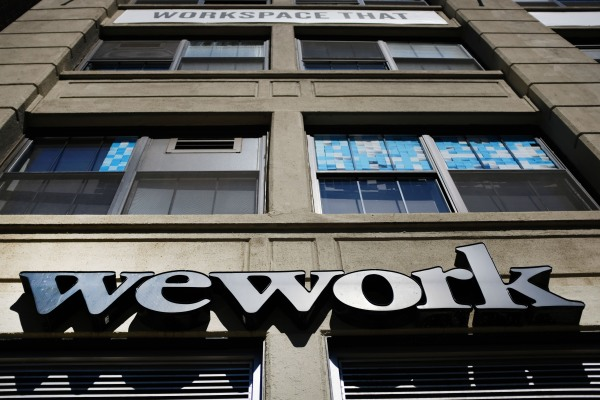 Daily Crunch: WeWork delays its IPO