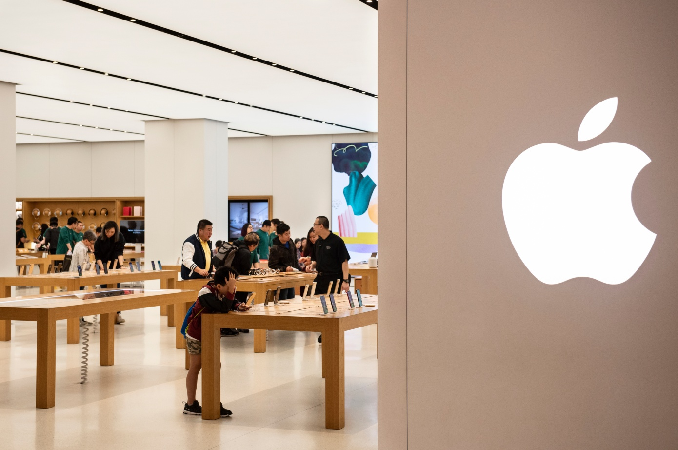 Apple to drive China revenues with search ad launch