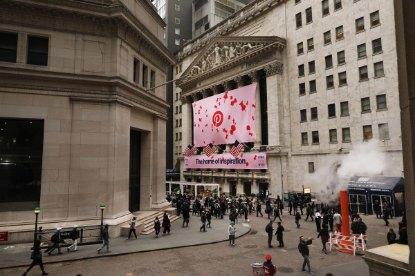 Pinterest delivers first earnings report as a public company - TechCrunch