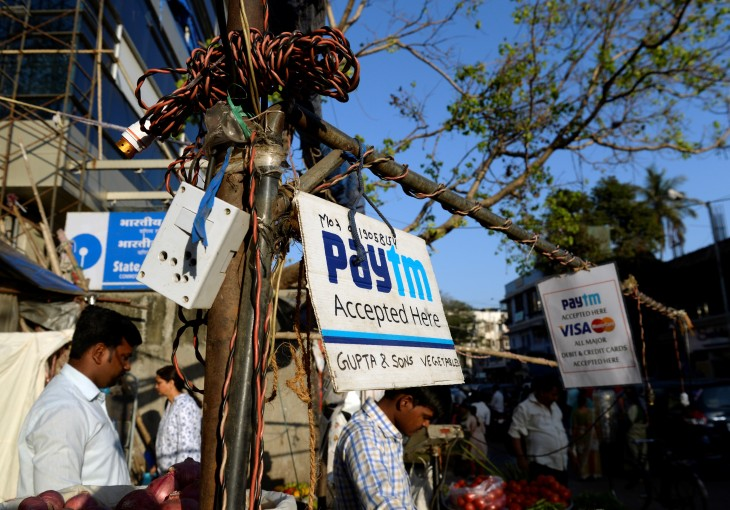 India's largest mobile wallet company Paytm now offers a