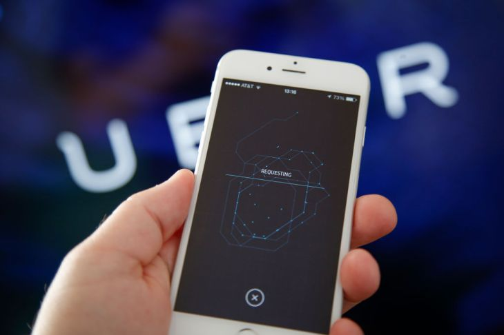 Uber will start deactivating riders with low ratings