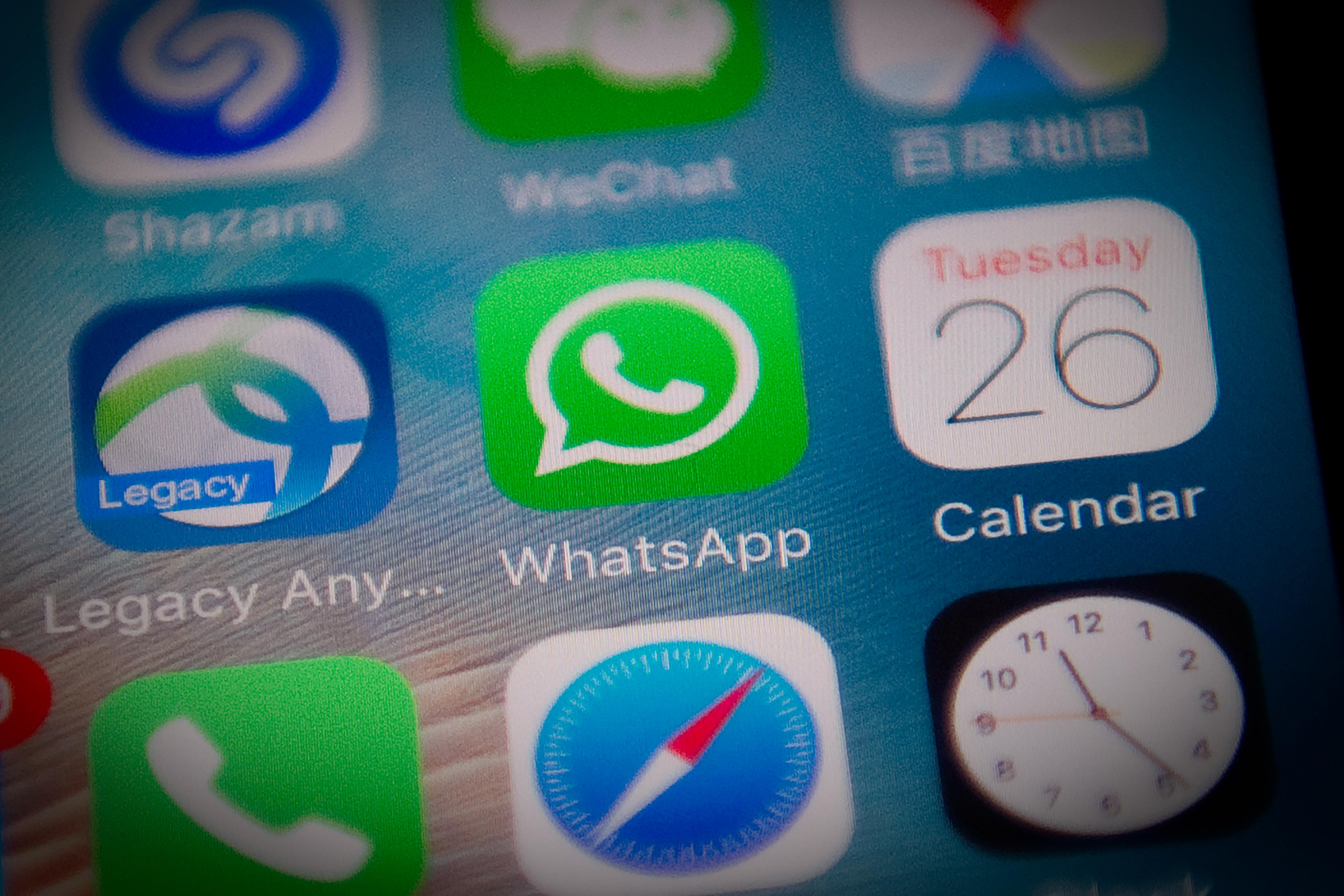 application surveillance whatsapp