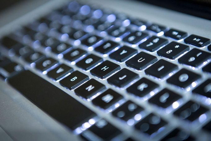 Macbook pro illuminated keyboard