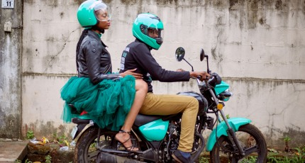 Nigeria's Gokada raises $5 3M round for its motorcycle ride