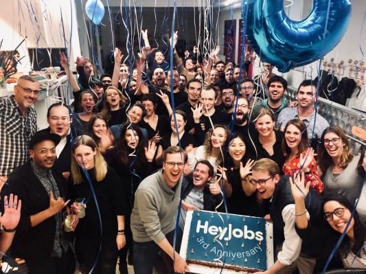 [Tvt News]HeyJobs, a 'talent acquisition' platform out of Berlin, raises $12M Series A
