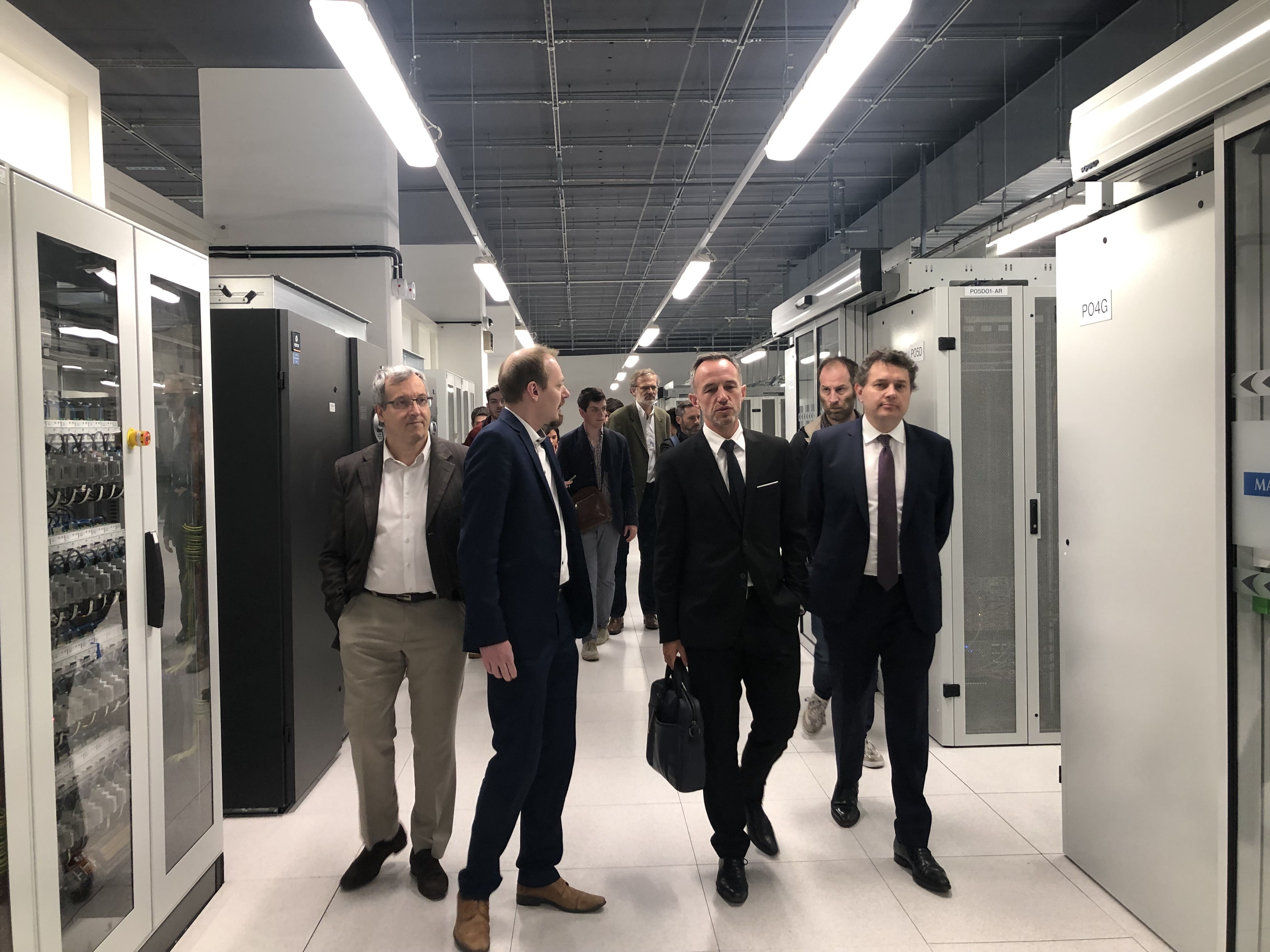 IMG 3882 - Paris opens a data center to control its digital infrastructure