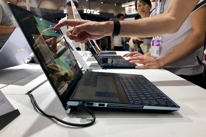 The dual-screen ASUS ZenBook Pro Duo