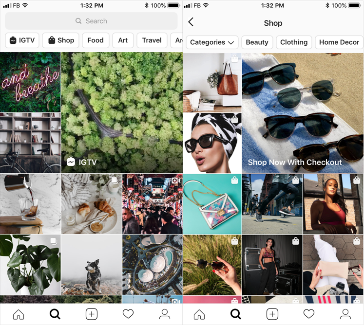 Instagram adds Stories to Explore tab. Here's how to get on it
