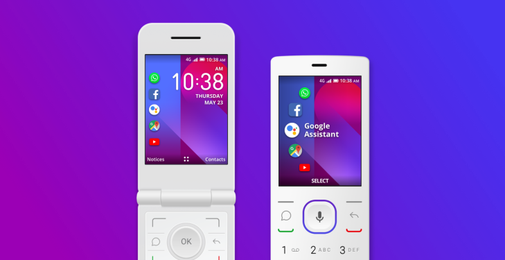 KaiOS Powered Device