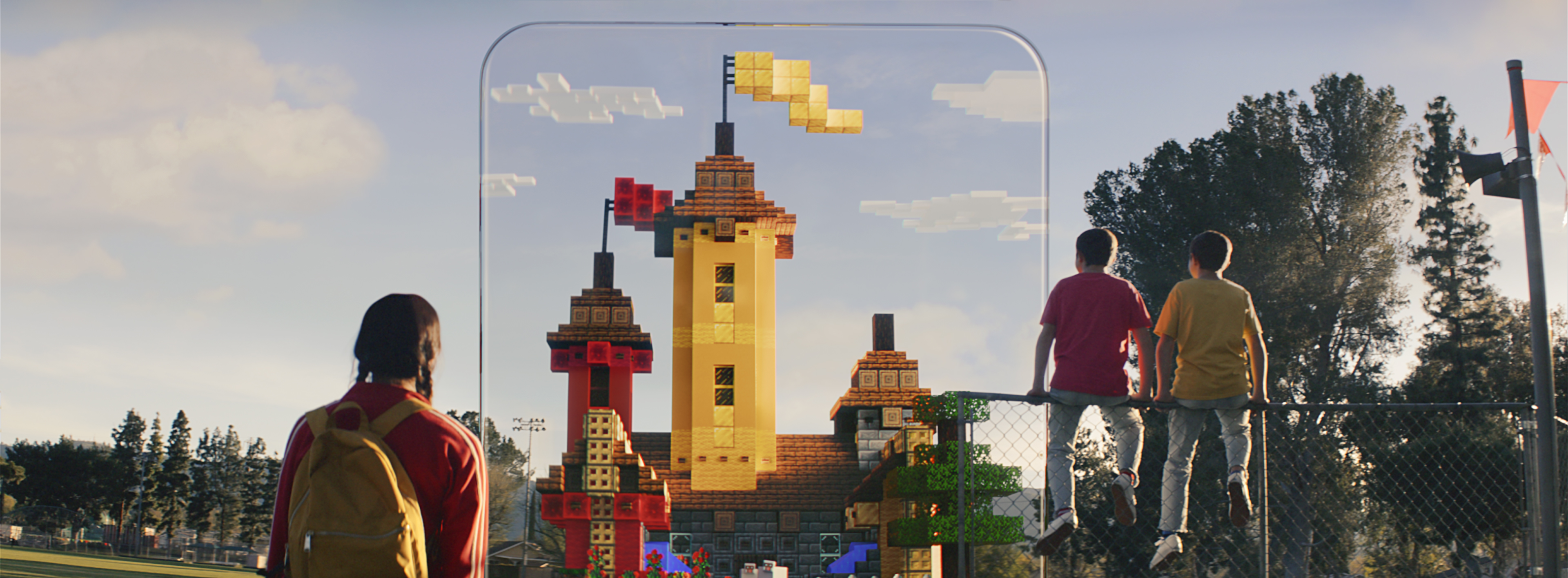 Minecraft Earth makes the whole real world your very own
