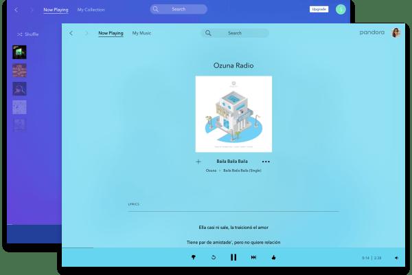 Pandora launches a new native Mac app