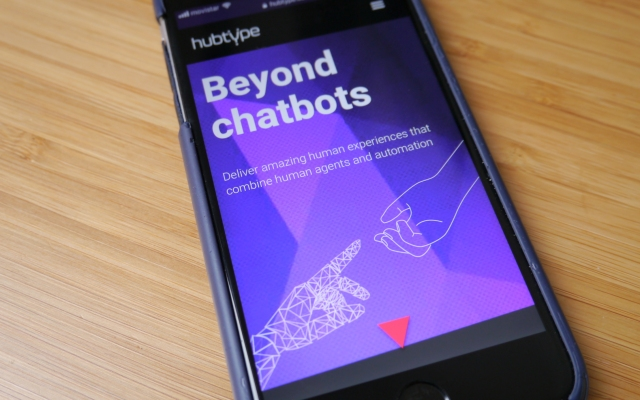 [Tvt News]Hubtype raises $1.1M to help developers build richer chat support