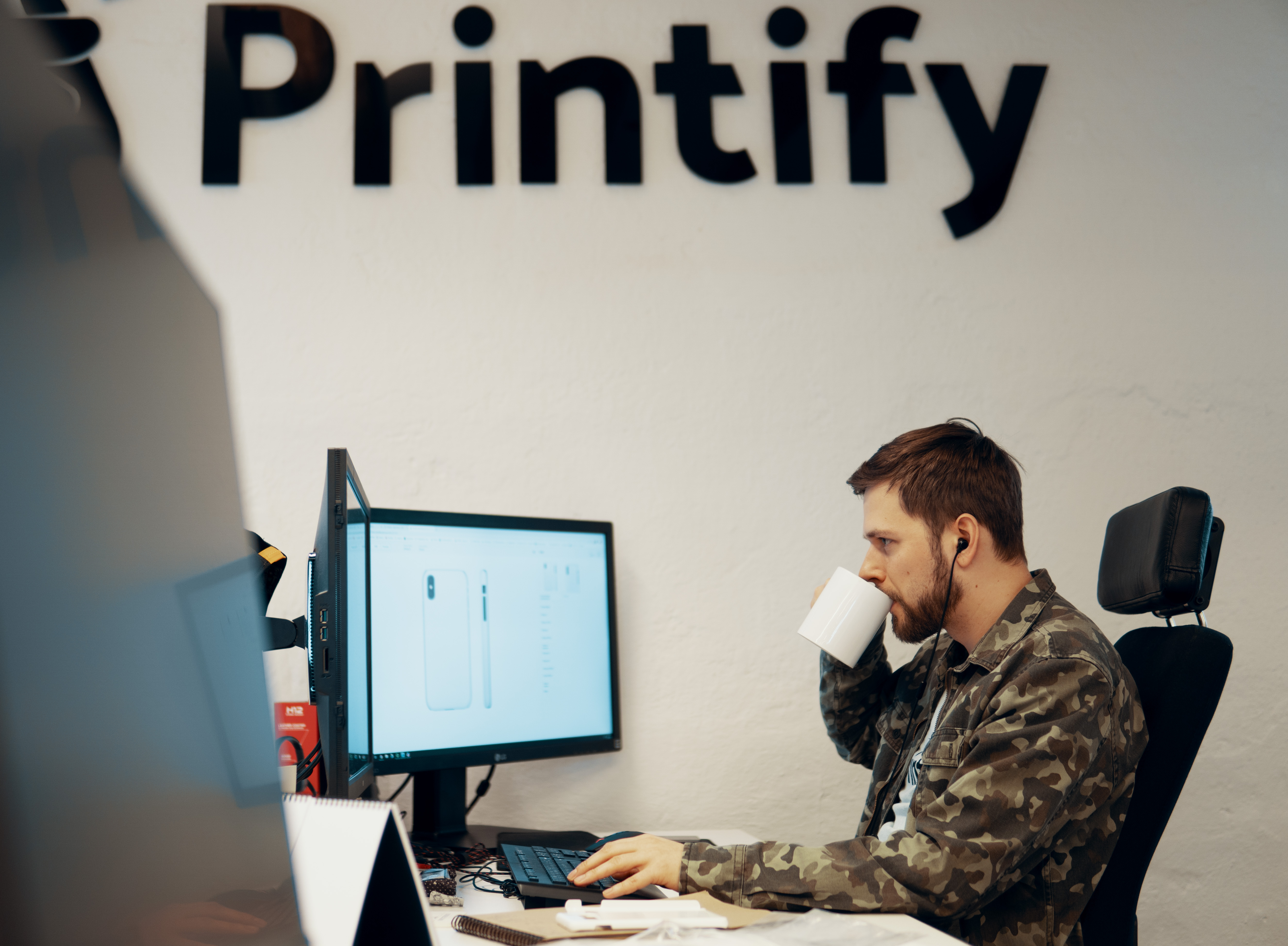 Printify raises $3M to expand its marketplace for custom printing