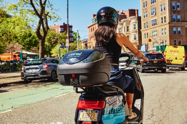 Brooklyn and Queens are now flush with 1,000 of Revel's shared electric mopeds
