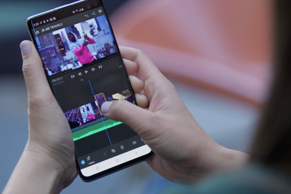 Adobe Brings its Premiere Rush Video Editing App to Android