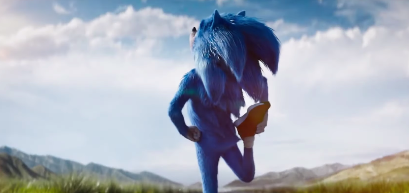 Sonic The Hedgehog Movie Is Getting Delayed To Redesign The Title