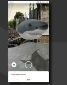 Google brings augmented reality to Search