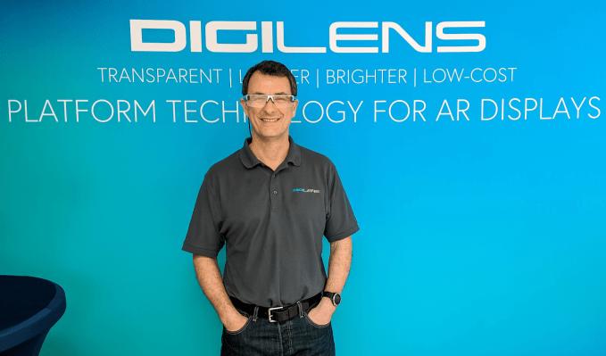 AR display-maker DigiLens lands $50 million from Samsung, Niantic